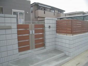 埼玉県東松山市で外構工事