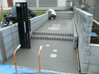 埼玉県熊谷市で外構工事