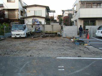 東京都文京区で外構工事