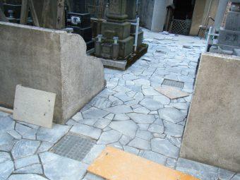 東京都港区で外構工事