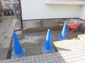 東京都板橋区 外構リフォーム工事