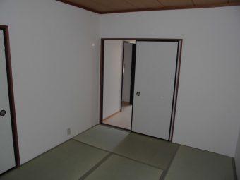 埼玉県鴻巣市リフォーム工事・集合住宅室内・外部