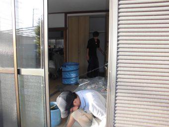 埼玉県熊谷市・住宅リフォーム工事・室内改修工事