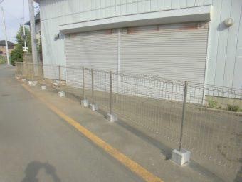 埼玉県鴻巣市 外構工事