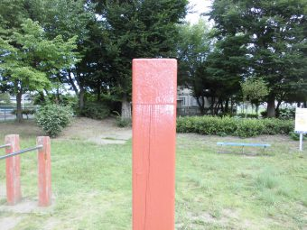 埼玉県鴻巣市修理工事・市内公園施設遊具修理