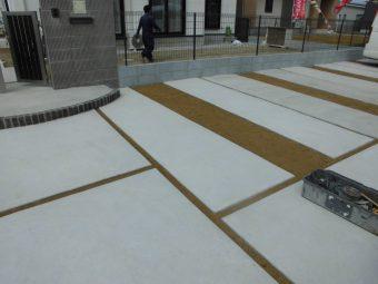 埼玉県久喜市 外構工事