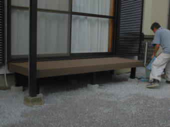 埼玉県鴻巣市 外構リフォーム工事