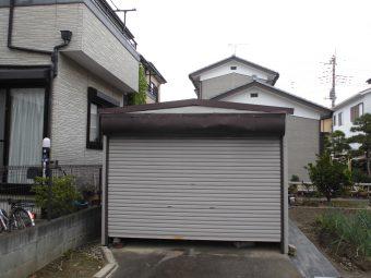 埼玉県鴻巣市修繕工事・台風被害