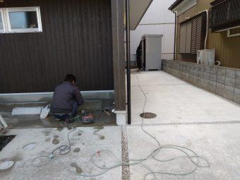 埼玉県川口市 外構工事