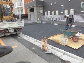 埼玉県富士見市 外構工事