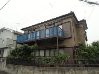 埼玉県鴻巣市・住宅リフォーム工事・外壁塗装工事