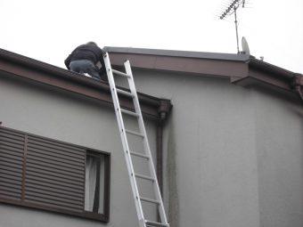 埼玉県川越市・住宅修繕修理工事・台風被害