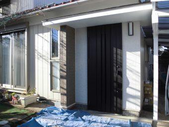 埼玉県さいたま市・住宅リフォーム工事・外壁リフォーム