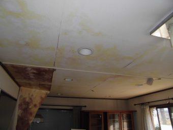 埼玉県鴻巣市・住宅修繕修理・台風被害