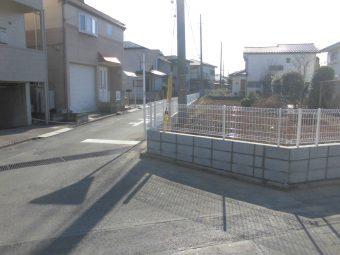 埼玉県鶴ヶ島市脚折町外構工事
