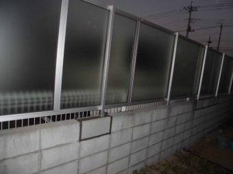 埼玉県熊谷市籠原外構リフォーム工事