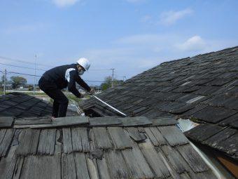 埼玉県熊谷市池上・住宅改修工事・屋根リフォーム