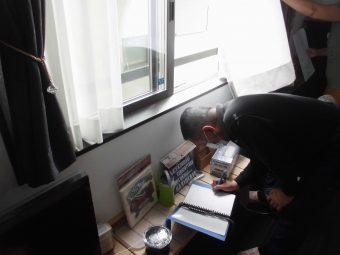 埼玉県行田市持田・住宅リフォーム工事・シャッター取付工事