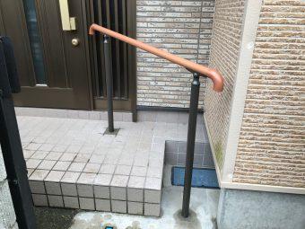 埼玉県越谷市外構リフォーム工事