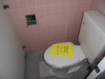 埼玉県鴻巣市・市内小学校トイレ改修工事