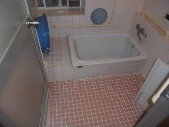 埼玉県鴻巣市前砂・住宅リフォーム工事・浴室・洗面室リフォーム