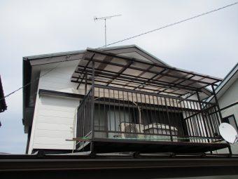 埼玉県鴻巣市鎌塚・住宅リフォーム工事・外装リフォーム