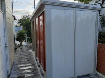 埼玉県所沢市外構リフォーム工事