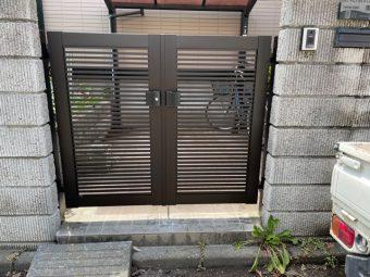 埼玉県志木市外構リフォーム工事