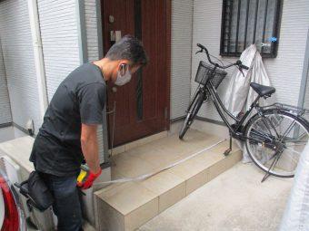 埼玉県鴻巣市天神・住宅リフォーム工事・屋根外壁塗装