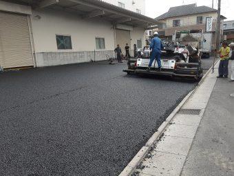埼玉県八潮市外構リフォーム工事